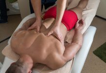 Besitzt eine Massage nach dem Training Vor- oder Nachteile?