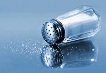 Natriummangel durch salzarme Ernährung