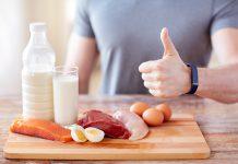 Die größten Ernährungsfehler beim Muskelaufbau