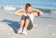 Bauchmuskelübungen ohne Zusatzgewicht steigern die Kraft nicht