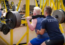 Trainingsstudien zu Übungsphysiologie und Trainingskapazität