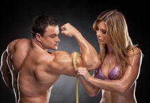 Muskelhypertrophie tritt ohne hormonelle Veränderungen auf