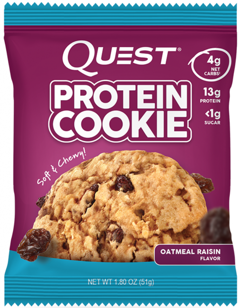Double Chocolate Chunk Protein Cookie Quet