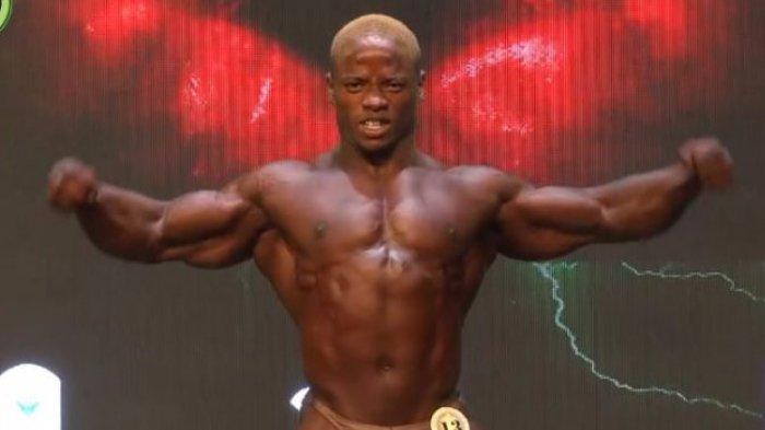 Genickbruch nach Salto - Bodybuilding-Weltmeister stirbt