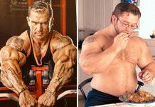 Massephase Masseaufbau Körperfettanteil Muskelmasse