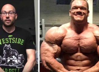 Dallas McCarver 10g Testosteron pro Woche