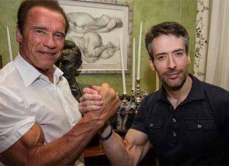 Shawn Perine FLEX gestorben Arnold Schwarzenegger