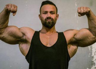Tobias Rothe Bizeps Workout Arnold Schwarzenegger