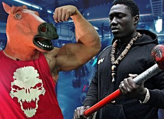 Strength Wars League 2017 Battle #39