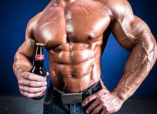 Bier ist gut für den Muskelaufbau