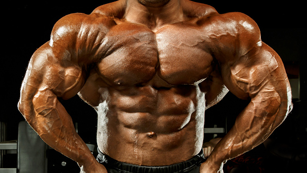 Muscle growth without supplements