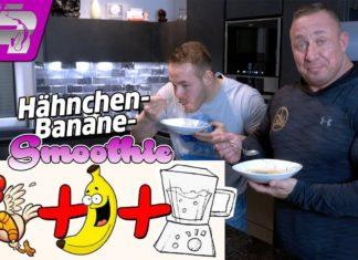 Markus Rühl Hähnchenbrust-Banane-Smoothie