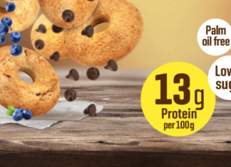 Protein Donuts