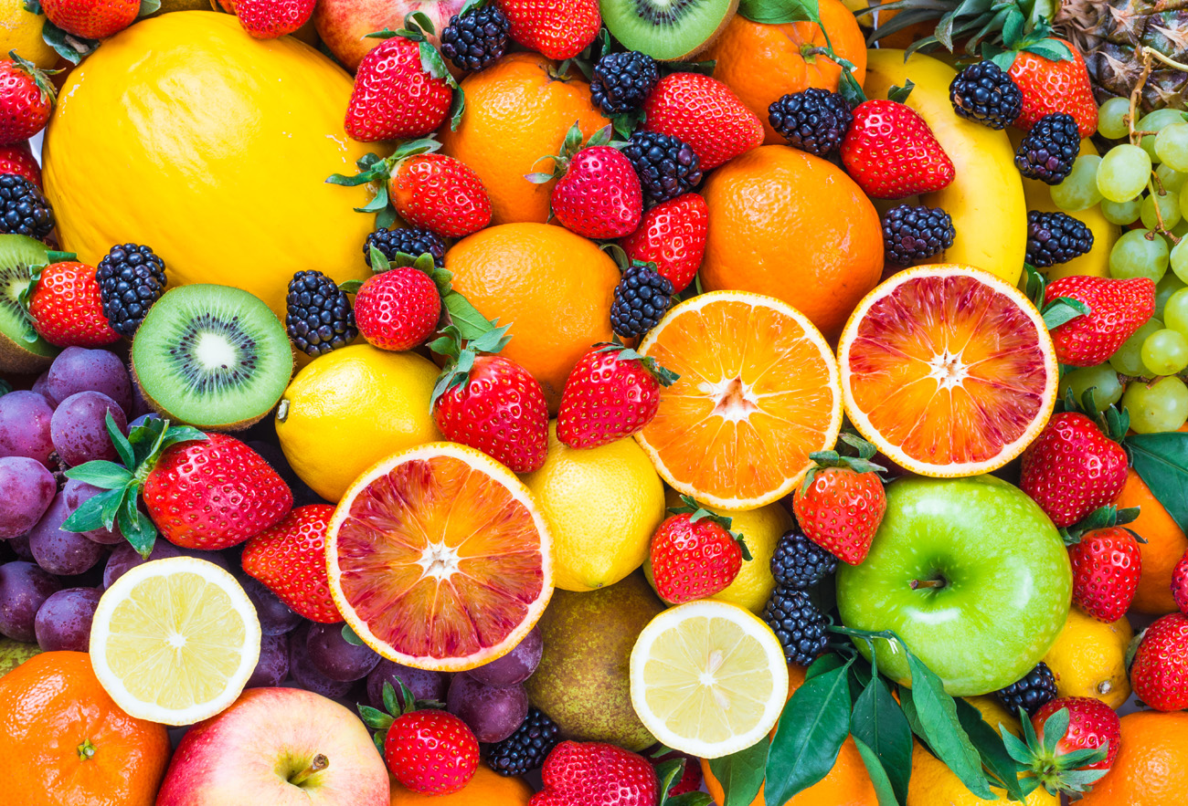 obst und gemüse  die 8 besten obstsorten