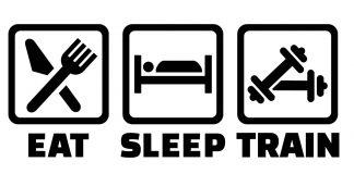 Schlaf ist wichtig für die Testosteronproduktion