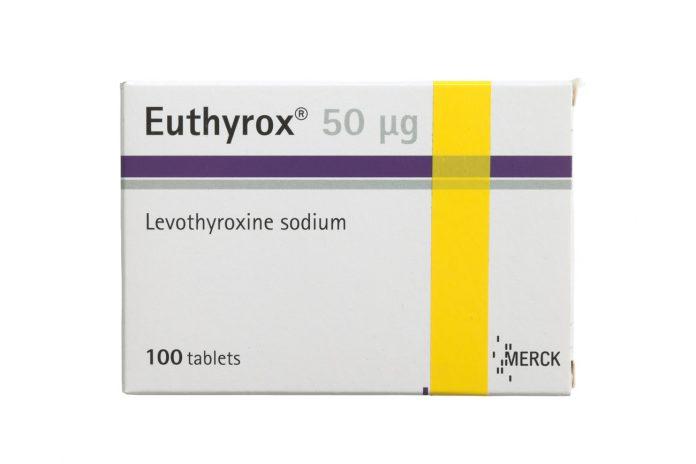 Ein Schilddrüsenhormon ähnliches Medikament baut Fett ab