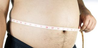 Ein großer Bauchumfang kann auch bei niedrigem BMI tödlich sein