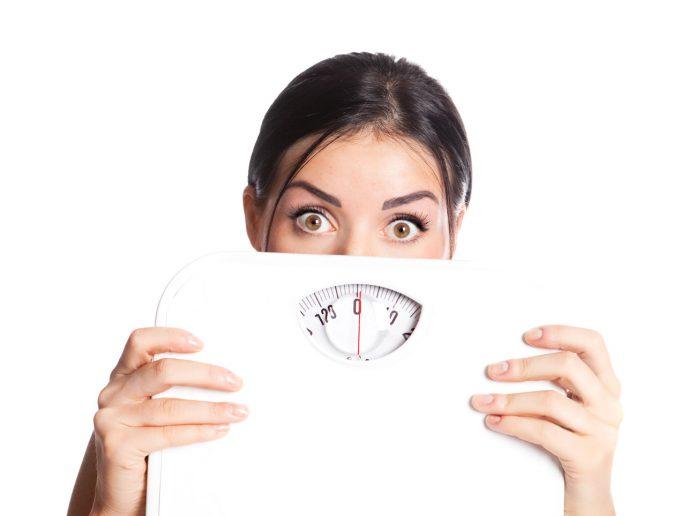 Rapide Gewichtszunahme im Anschluß an kohlenhydratarme Diäten