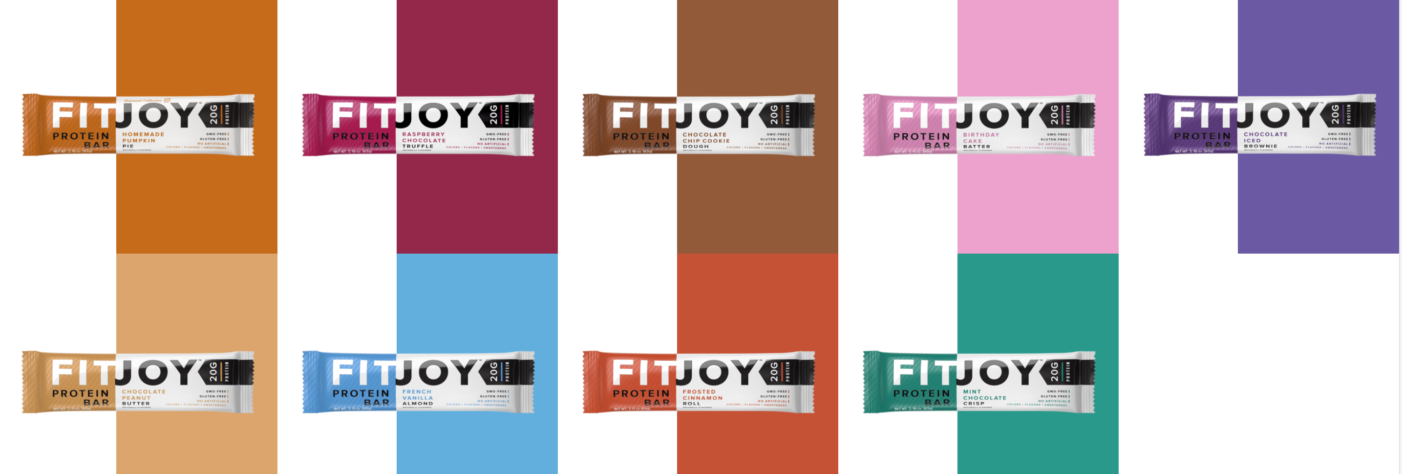 Chocolate Iced Brownie Fitjoy