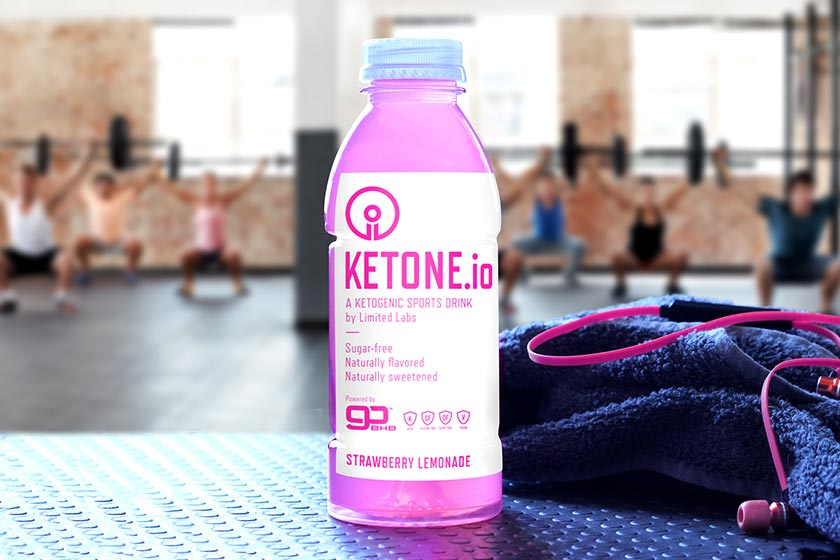 Ketone.io - das erste ketogene Sportgetränk der Welt
