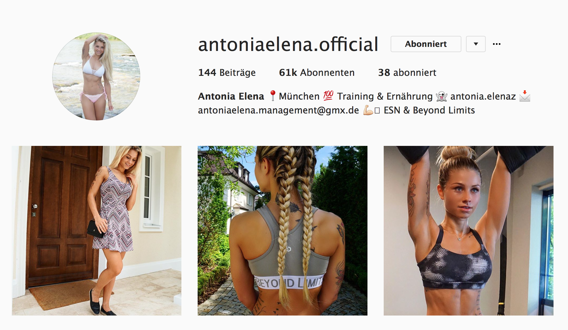 antonia elena neuer freund