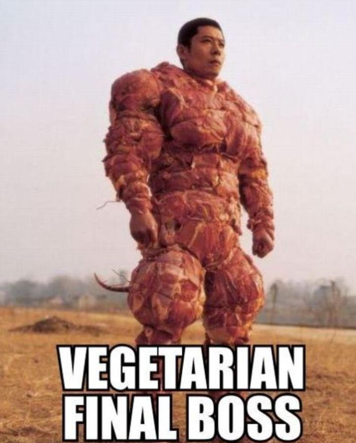 Vegetarier über 50