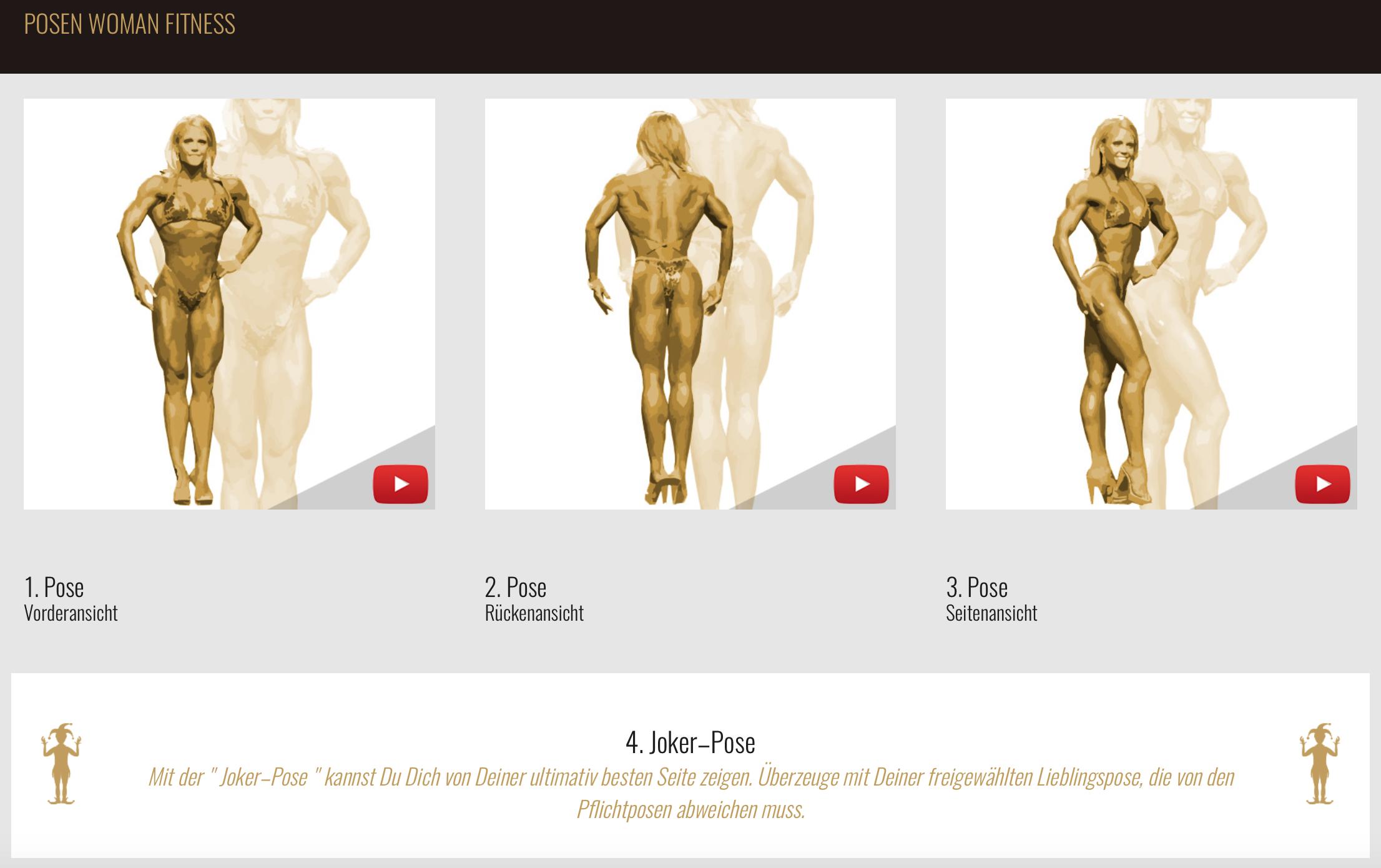 Deutschlands Bester Bodybuilder Veranstaltet 1. Online