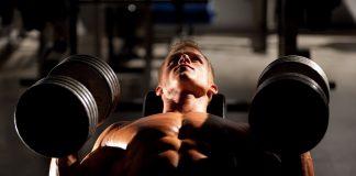 Muskeln aufbauen Kraft
