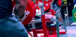 Bankdrücken 340kg Weltrekord