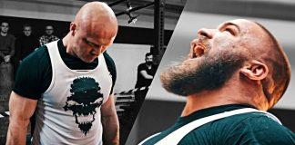 Strength Wars League 2k17 Marcin vs. Killian
