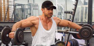 Simon Teichmann Bodybuilding Wettkampf