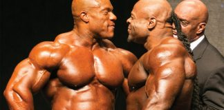 Kai Greene stichelt gegen Phil Heath