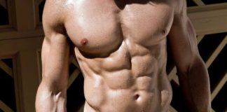 Körperfett Muskelaufbau