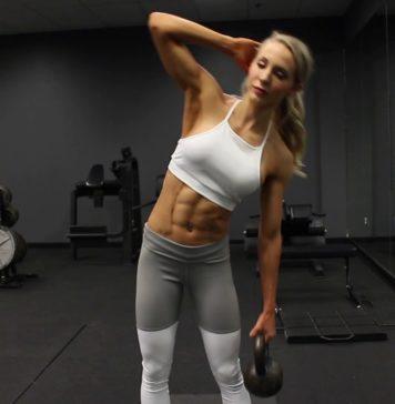Die dümmste Übung für die seitlichen Bauchmuskeln