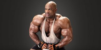 Ronnie Coleman Operation