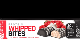 Optimum Nutrition Whipped Bites