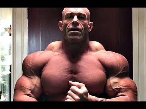 Synthol oder natural - hat dieser Bodybuilder die krassesten ...
