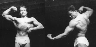 Jeder fängt mal klein an: Arnold Schwarzenegger veröffentlicht seltenes Bild von ihm als 16-Jähriger