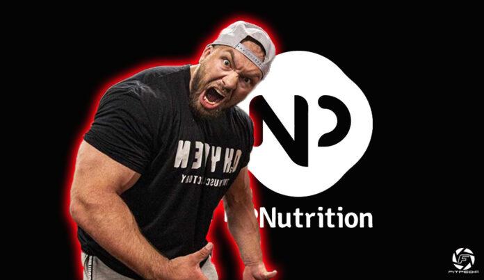 Max Madsen tritt nach gegen NP Nutrition!
